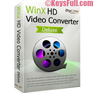 WinX HD Video Converter Deluxe 5.9.9 Full Keygen