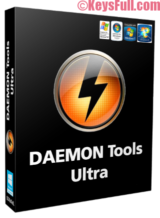 DAEMON Tools Ultra 5.1.1 Serial Number Available Now
