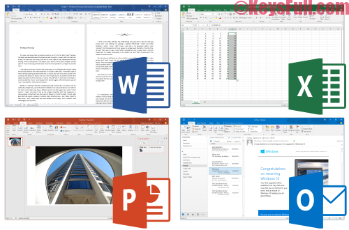 Microsoft Office 2016 16.0 Full Crack Free Download