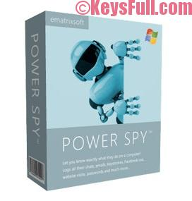 Power Spy 2017 12.30 Full Crack Free Download