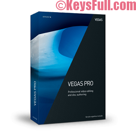 VEGAS Pro 14.0 Crack With Serial Number Free Download