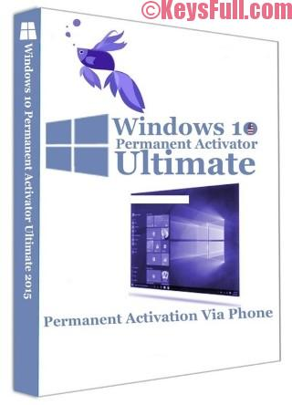 Windows 10 Permanent Activator Ultimate 2.1 Full Free Download