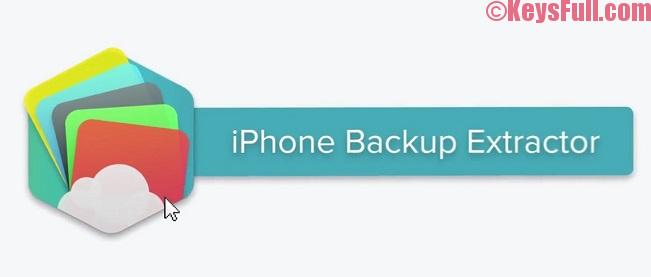 iPhone Backup Extractor 7.4.9 Full Crack For Win-Mac