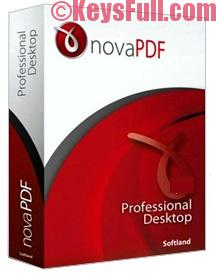 novaPDF Pro 9.0.223 Full Crack + Keygen is Here