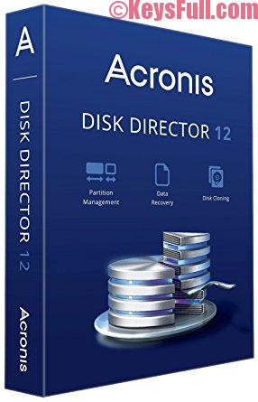 Acronis Disk Director 12 Full Serial Key is Here