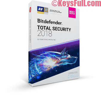 Bitdefender Total Security 2018 22.0 Crack + Key + Keygen