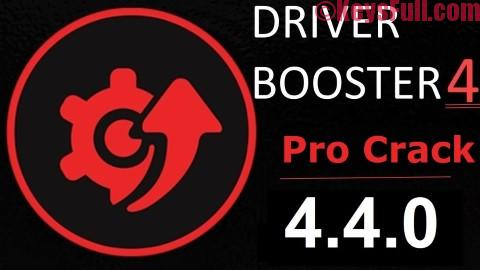 Driver Booster 4.4.0 Pro Crack With Serial is Here