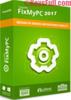 TweakBit FixMyPC 1.8.2.2 Crack + License Key 2017