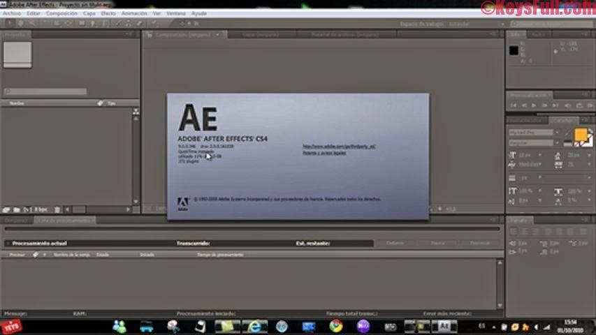 Adobe After Effects CS6 Crack + Portable
