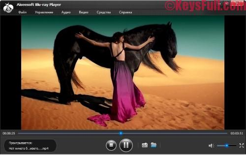 Aiseesoft Blu-ray Player 6.5.18 Crack Free Download