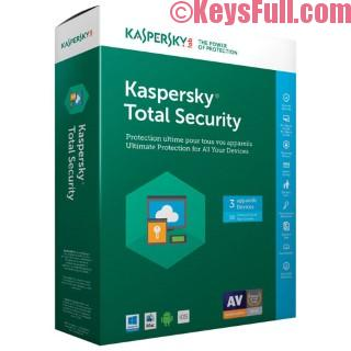 Kaspersky Total Security 2017 18.0.0.405 Activation Key