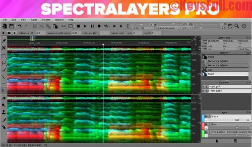 MAGIX SpectraLayers Pro 4.0.87 With Crack Download