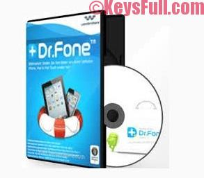 Wondershare Dr.Fone Android 8.3.3 Full Crack