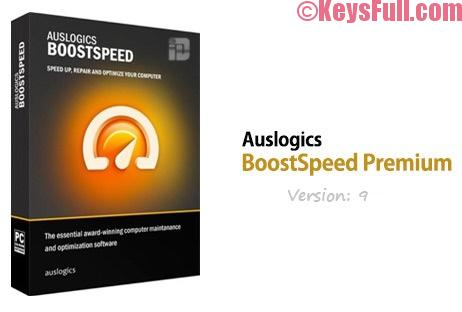 Auslogics BoostSpeed 9.2.0.0 Premium Serial Key