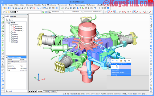 Bricsys BricsCAD Platinum v17 17.2.13.1 Crack Full Version