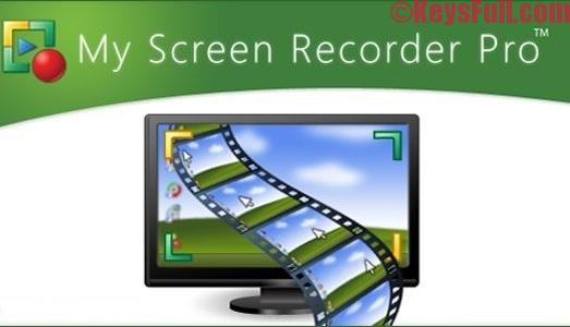 Deskshare My Screen Recorder Pro 5.0 Crack Serial Key