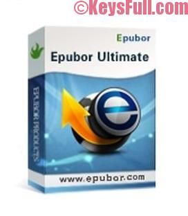 Epubor Ultimate 3.0.9.914 Crack Incl Key