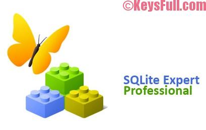 SQLite Expert Professional 5.1.2.169 License Key