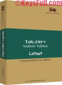 Tally.ERP 9 6.1 Serial Key Full Version
