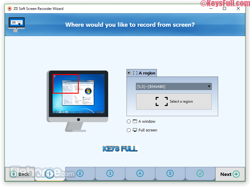 ZD Soft Screen Recorder 11.0 Full Crack