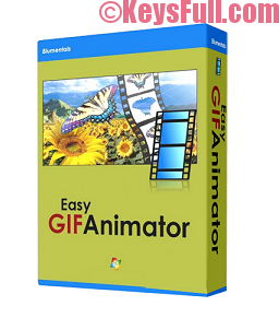 Easy GIF Animator 7.0 Crack + License Key