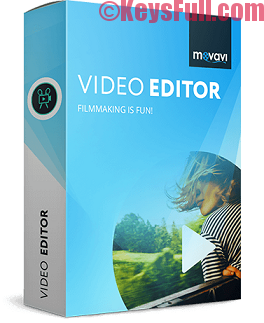 Movavi Video Editor 14.0 Activation Key