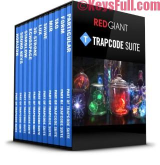 Red Giant Trapcode Suite 14 Serial Number Full Version