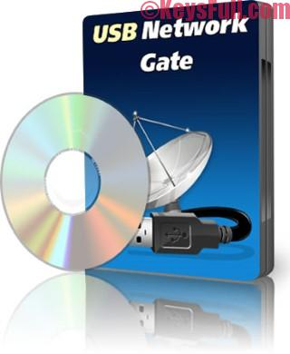 USB Network Gate 8.0 Crack + Activation Code