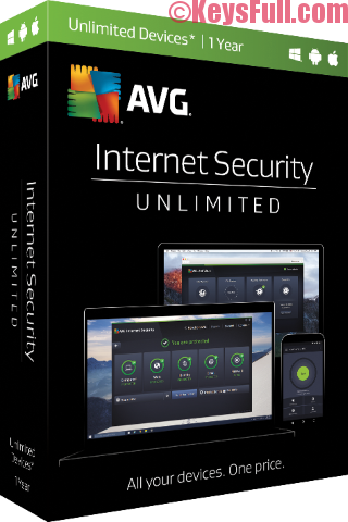 AVG Internet Security Unlimited 17.8 License Key 2018