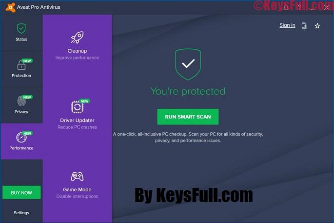 Avast Pro Antivirus License Key 2018 Free Download