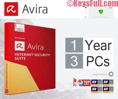 Avira Internet Security Suite 2018 Full Crack