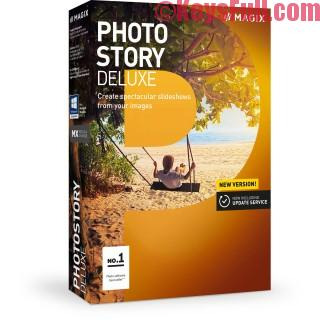 MAGIX Photostory Deluxe 2018 17.1 Crack Serial Number