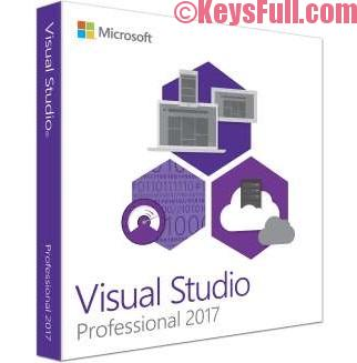 Microsoft Visual Studio Professional 2017 15.4.2 ISO Crack