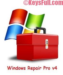 Windows Repair Pro 2018 (All In One) Serial Key Full Version