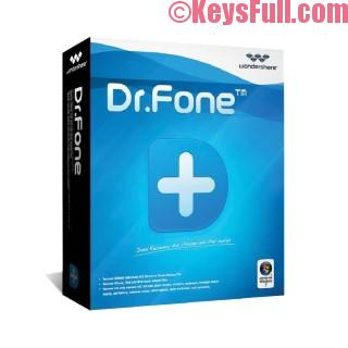 Wondershare Dr.Fone For iOS 9.0.0 Full Crack