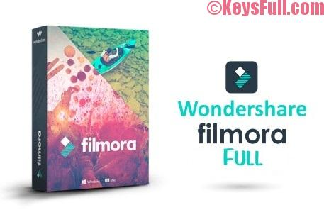 Wondershare Filmora 8.5.0 Serial Key Full Version