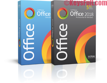 SoftMaker Office 2018 Rev 918.1128 Full Crack