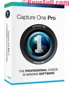 Capture One Pro 11.0.0.266 Full Crack