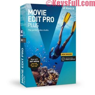 MAGIX Movie Edit Pro Plus 2018 Full Crack