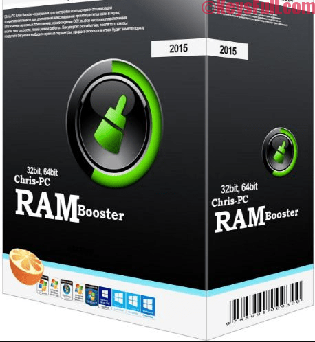 Chris-PC RAM Booster 4.50 Serial Key Full Version