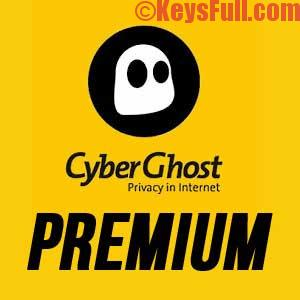 CyberGhost VPN Premium 6.0.9 Full + PreActivated