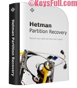 Hetman Partition Recovery 2.7 Full Crack
