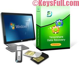 Tenorshare Any Data Recovery Pro 6.4.0.0 Full Crack