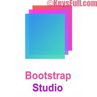 Bootstrap Studio 4.1.7 Full Crack