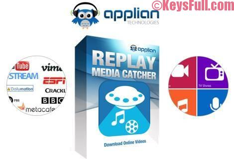 Replay Media Catcher 7.0.1.13 Full Crack