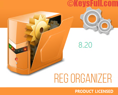 Reg Organizer 8.20 Crack Full Version