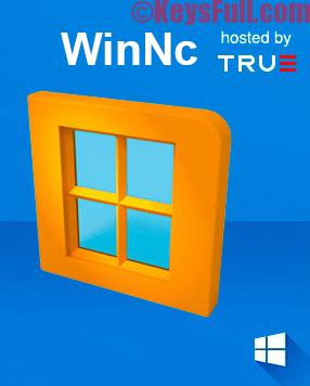 WinNc 8.4.0.0 Full Crack