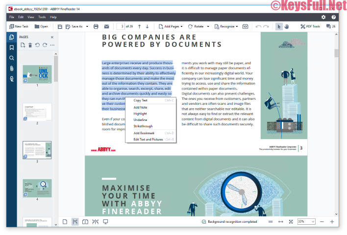 abbyy finereader 12 license file free download