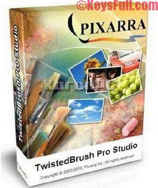 TwistedBrush Pro Studio 24.06 Serial Key