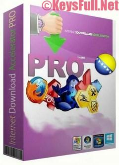 Internet Download Accelerator Pro 6.17 Serial Key